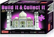 3D Puzzle Taj Mahal Indie
