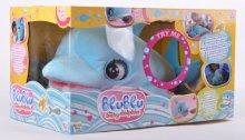 Delfín Blu Blu plyš 60cm na bate...