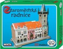 3D Puzzle - Staroměstská radnice