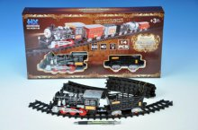 Vláček Train set vláčkodráha s k...