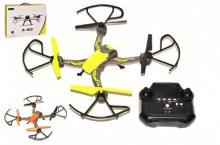 Dron s kamerou RC 35cm plast + USB kabel pro do...