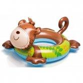 Kruh Opička nafukovací pro děti od 3 do 6 let d...