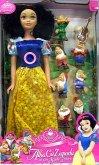 Disney Sněhurka a sedm trpaslíků panenka svítíc...