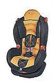Autosedačka Pikolo Fenix 9 až 25 kg oranžovo černá