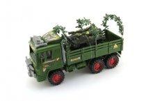 Armádní vojenské nákladní auto s...