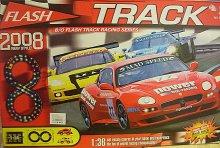 Autodráha Track flash svítící dráha zvuková s d...