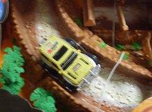 Autodráha Jurský park Cross Coun...