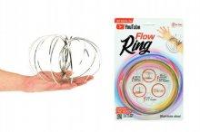 Flow Ring kovová spirála průměr 13cm na kartě N...
