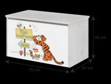 BabyBoo Box na hračky s motivem ...