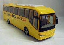 Autobus svítící R/C na dálkové o...