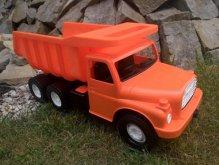 Auto Tatra 148 plast 73cm v krab...