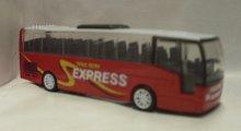 Autobus kovový express Bus zájez...