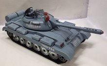 R/C Tank super na vysílačku svít...