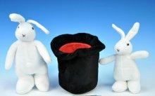 Bob a Bobek králíci v klobouku i...