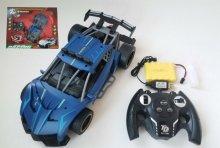 Auto RC závodní vypouštějící páru plast 30cm 2,...