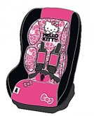 Autosedačka Hello Kitty Safety Plus 0-18kg