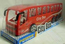 Autobus Maxi velký City Bus na s...