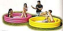 Bazén jednobarevný tří komorový ...