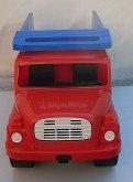 Auto Tatra 148 plast 73cm červen...