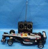 Auto rc model Formule 1 černá