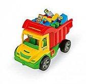 Auto Multitruck s kostkami Wader Akce
