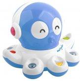 Aktivní hrajícící Chobotnička hračka pro nejmen...