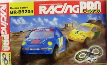 Autodráha Racing Pro s autičky s...