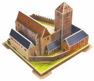 3D Puzzle - Hrad Kost