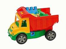 Auto Multitruck s kostkami Wader...