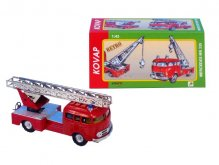 Auto Mercedes 335 hasiči kov 17c...
