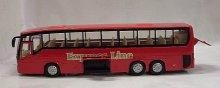 Autobus Express Line červený sví...