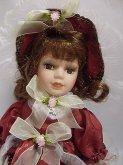 Porcelánová panenka 26 cm Panna ...