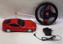 Auto RC Ferrari 1:18 závodní mod...