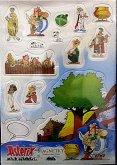 Magnety Asterix Strom z tvrdé lepenky