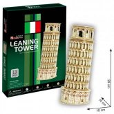 3D Puzzle Pisa Šikmá věž Italie