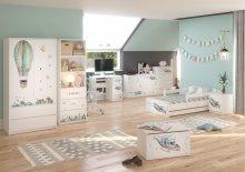 BabyBoo Dětská postel 180 x 90cm...