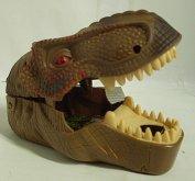 Dinosauří hlava vystřelovací + a...
