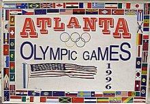 Atlanta Olympijské hry společenská hra vyrobená...