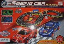 Autodráha Formula Power racing car GO s trafem ...