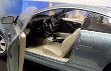 BMW 6 Series 1:24 kovový model auta