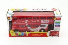 Autobus patrový Londýnský Max sv...