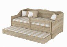 BabyBoo Dětská postel LULU 160 x 80 cm - Dub So...