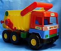Sklápěčka autoMiddle Truck wader