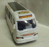 Autobus Music Bus 3D svítící nar...