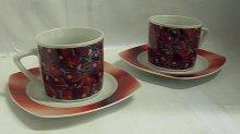 Porcelánový servis čajový přátel...