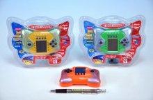 Digitální hra Tetris Brick game na baterie Novi...