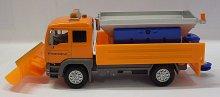 Auto nákladní údržba silnic sypa...