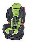 Autosedačka Pikolo Fenix 9 až 25 kg zeleno černá