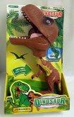 Dinosaurus T Rex zvukový svítící s velkou hlavo...