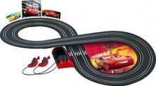 Autodráha Disney Cars go Carrera...